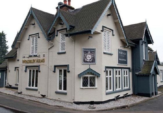 The Wolseley Arms - Staffordshire