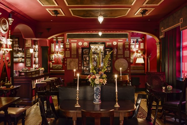 The Zetter Townhouse Marylebone - London