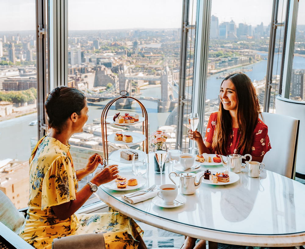 Ting - Shangri-La Hotel, The Shard - London