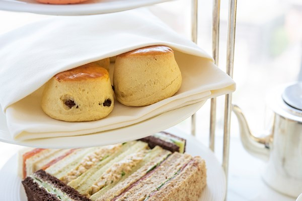 Ting - Shangri-La Hotel, The Shard - Afternoon Tea - London