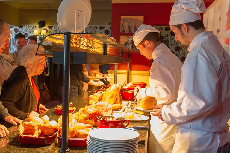 Carvery Food Service
