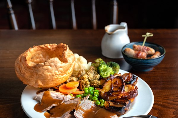 Toby Carvery - Oaklands - Hertfordshire