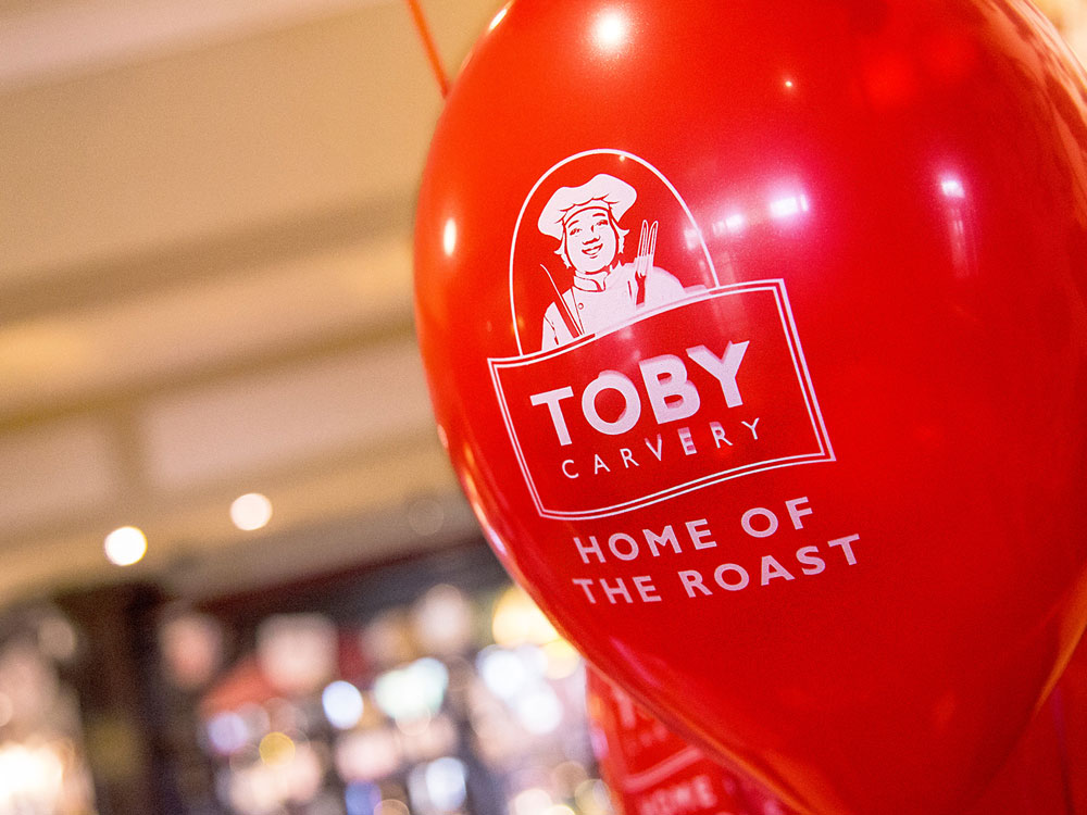 Toby Carvery - Park Place - Yttre London