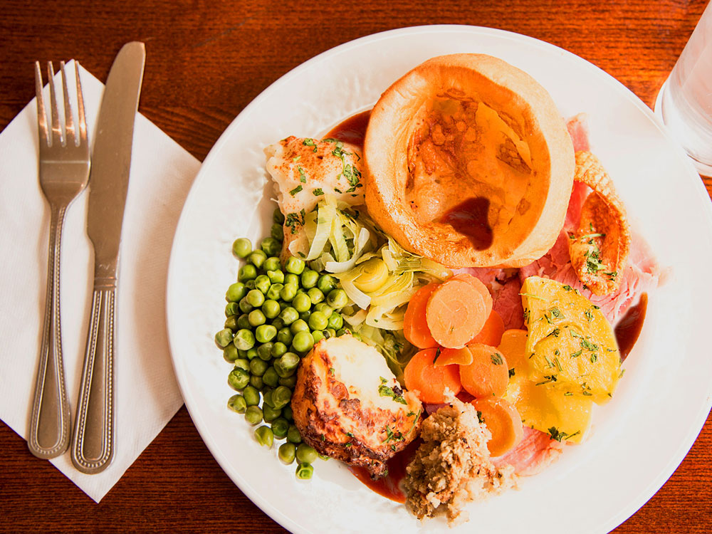 Toby Carvery - Red Lion - Greater London