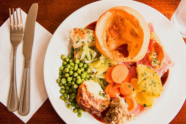 Toby Carvery - Red Lion - Yttre London