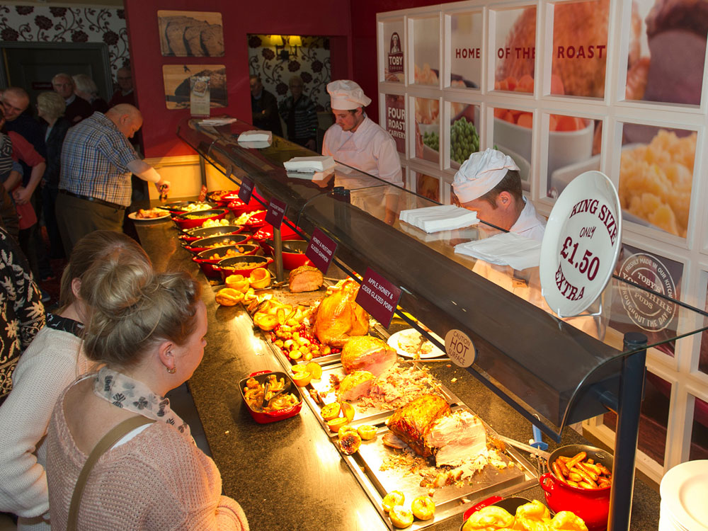 Toby Carvery - Willingdon Drove - East Sussex
