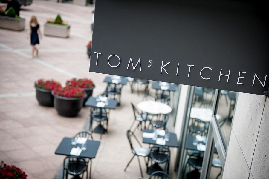 Tom's Kitchen - Canary Wharf - London