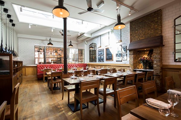 Tom S Kitchen Chelsea