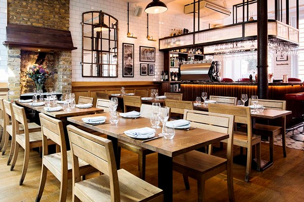 Tom's Kitchen - Chelsea - London