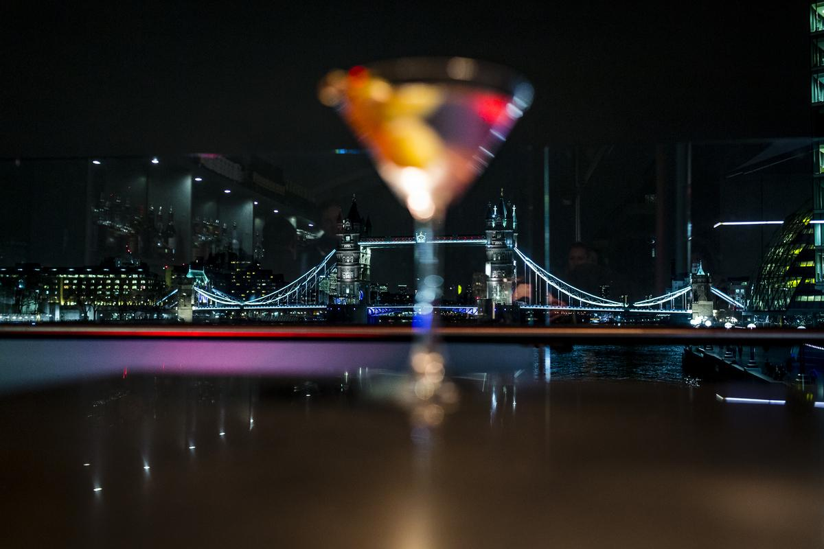 Tom's Kitchen Bar - HMS Belfast - London