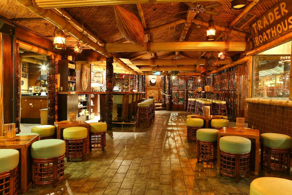 Reserve a table at Trader Vic's