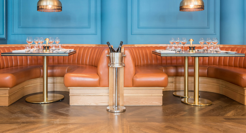 Trafalgar Street Dining Rooms - London