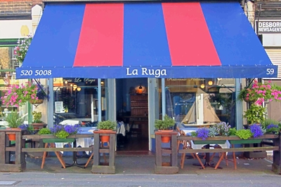 Trattoria La Ruga - London