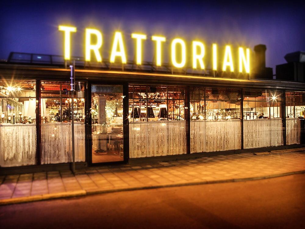Trattorian Stockholm Bookatable