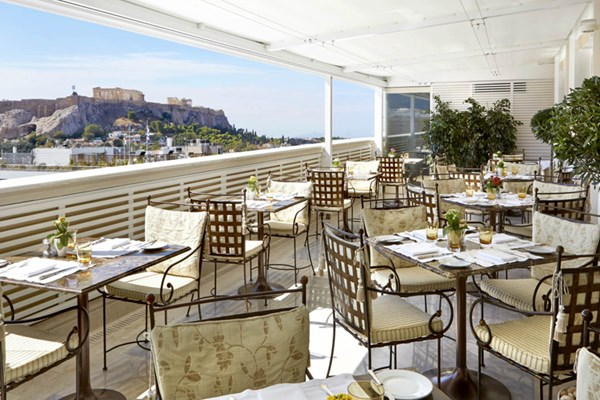 Tudor Hall at Hotel King George Athens - Aten