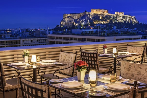 Tudor Hall at Hotel King George Athens - Athens