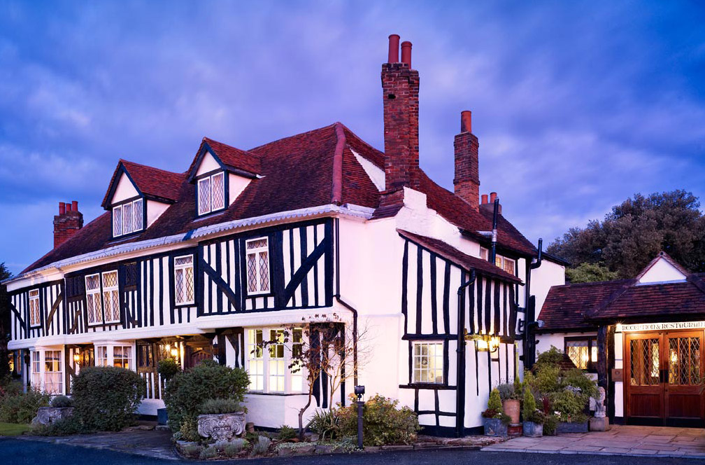 Tudors Restaurant at Marygreen Manor Hotel - Essex