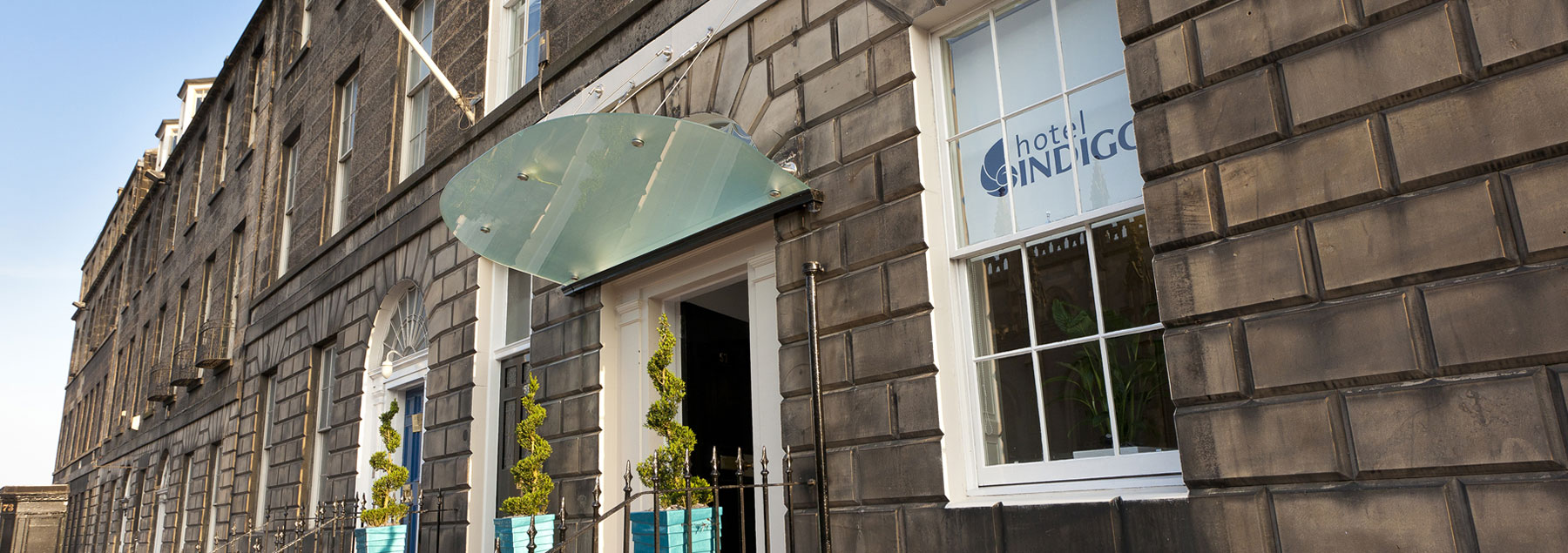 Turquoise Thistle Restaurant at Hotel Indigo - Edinburgh