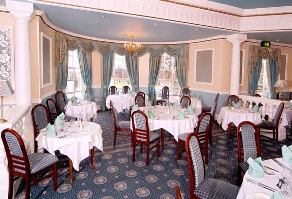 Reserve a table at Vardons Restaurant at Shaw Hill Hotel