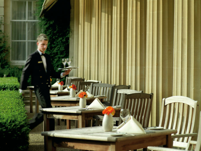 Vellore Restaurant at the Macdonald Bath Spa Hotel - Somerset