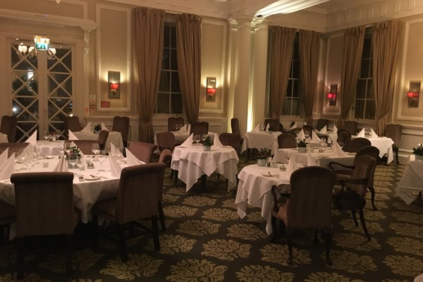 Vellore Restaurant at the Macdonald Bath Spa Hotel - Bath