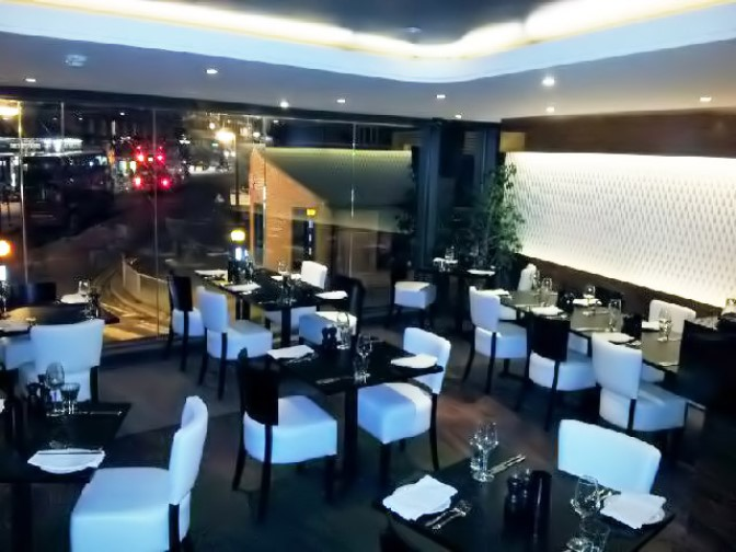 Vertigo Lounge - Essex