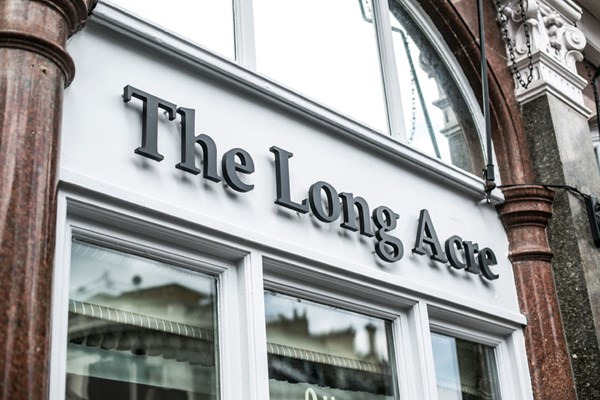 The Longacre - London