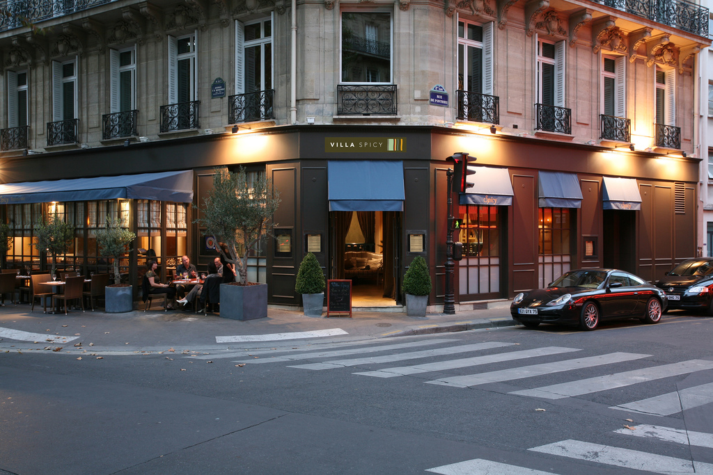 Villa Spicy - Paris