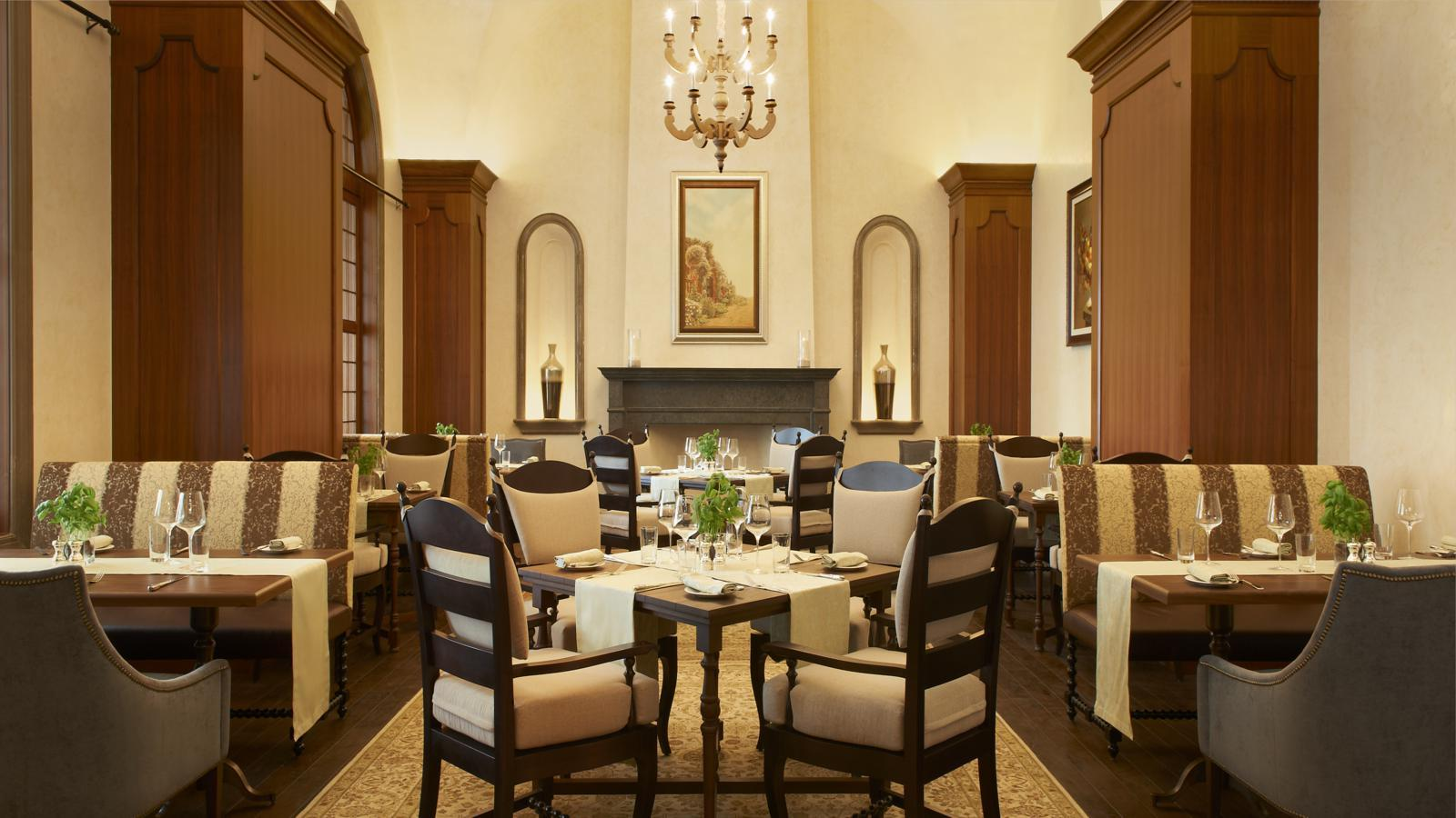 Villa Toscana at The St. Regis Abu Dhabi - Dubai