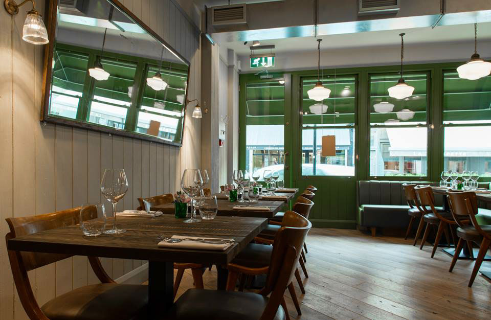 Vinoteca - Chiswick - London