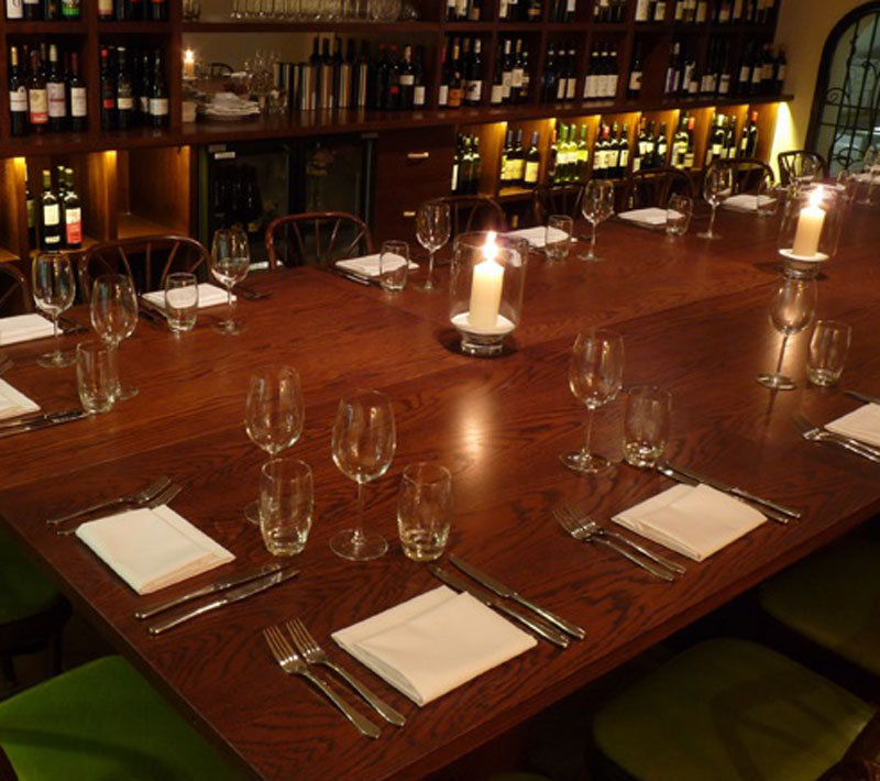Reserve a table at Vinoteca - Marylebone
