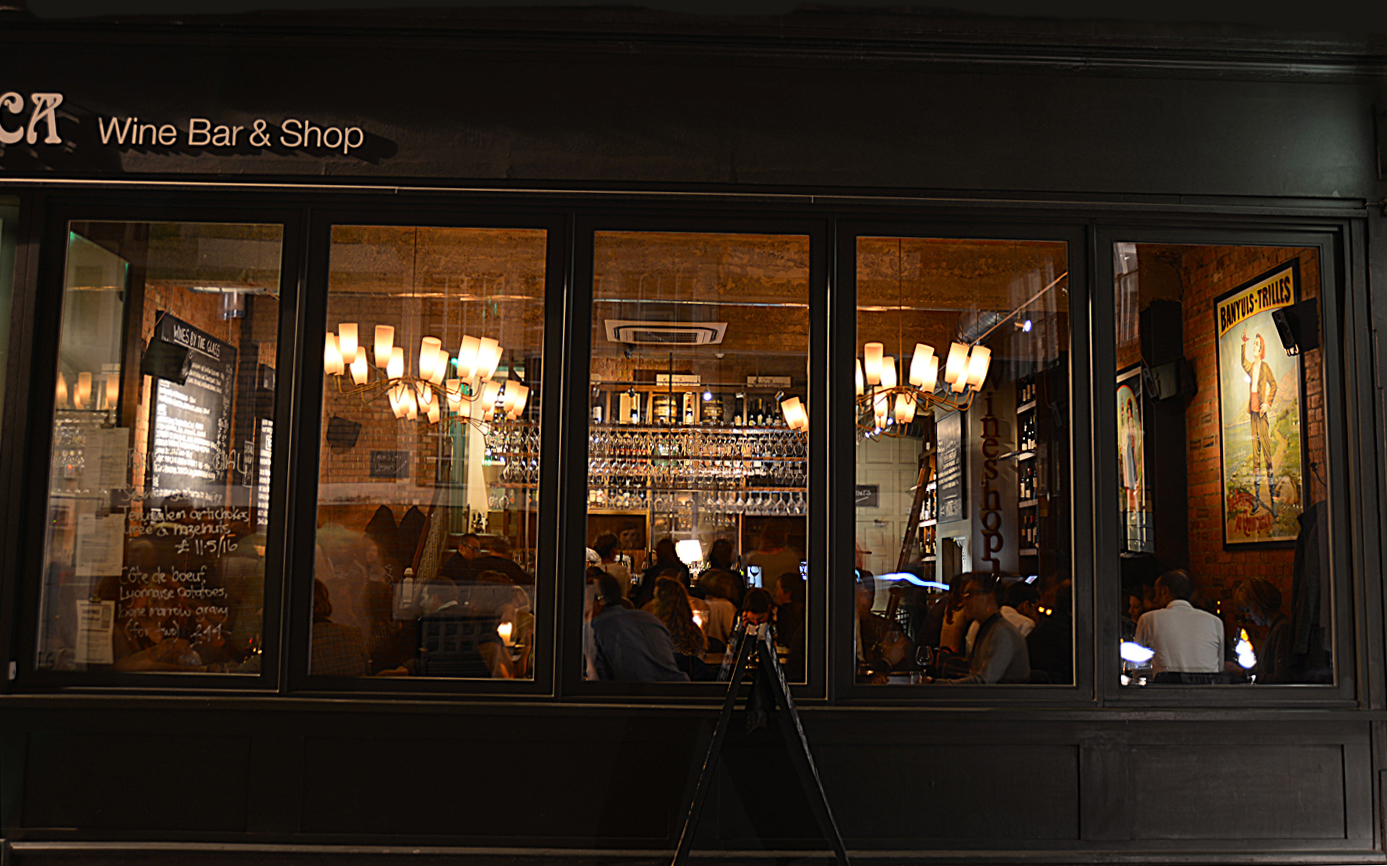Vinoteca - Soho - London