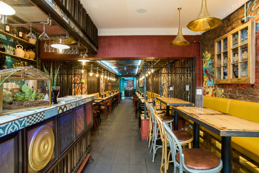 Vivo Latino Restaurant & Cocktail Bar - Cardiff