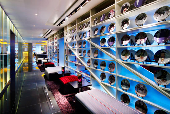 Reserve a table at W Hotel - London