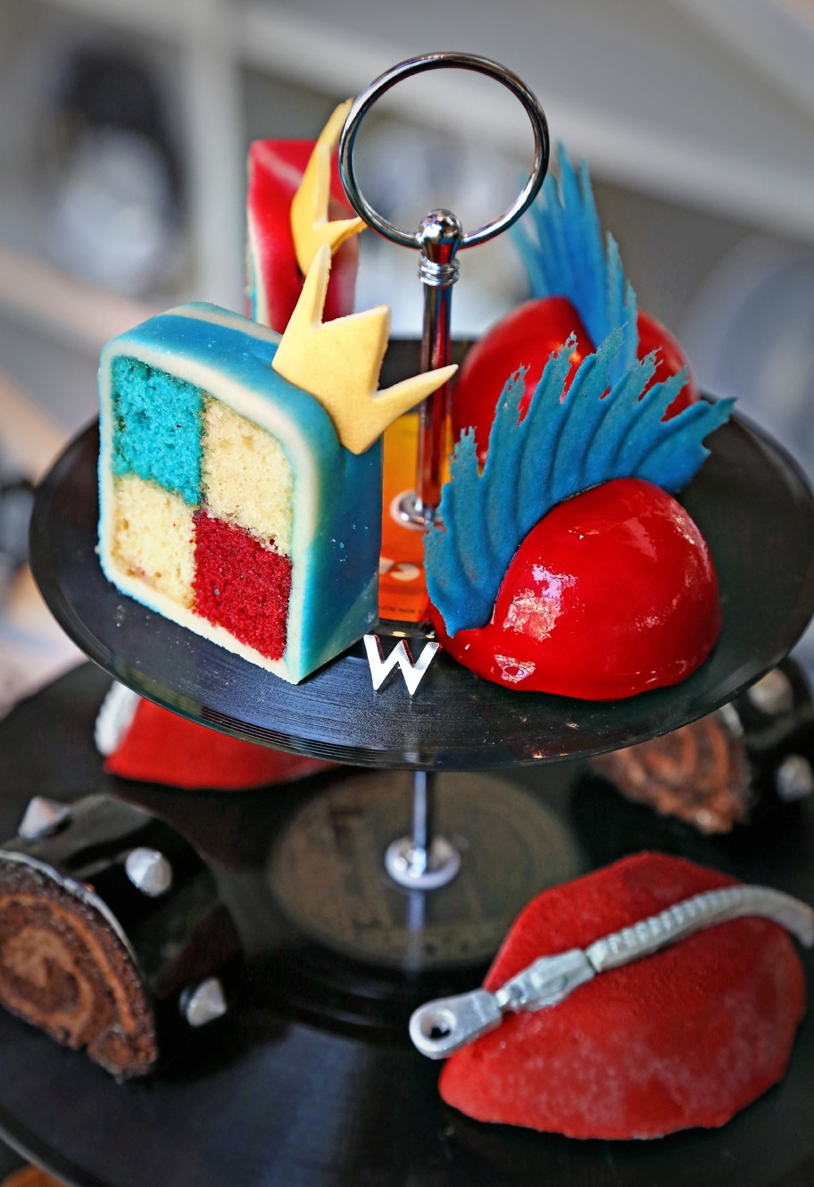 W Does Afternoon Tea - London