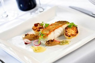Waterford Restaurant at Macdonald Elmers Court Hotel & Resort - Hampshire