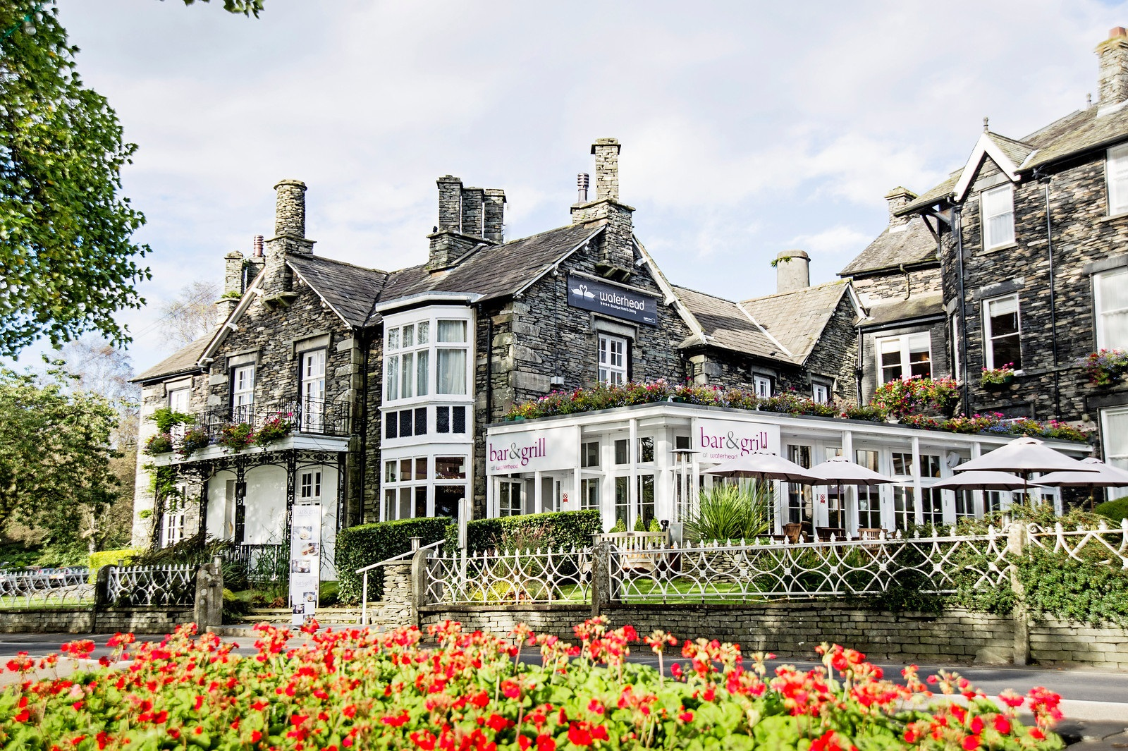 Waterhead Bar & Grill - Cumbria