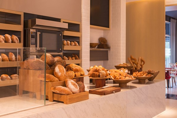 Wheat at Le Royal Meridien Abu Dhabi - Abu Dhabi