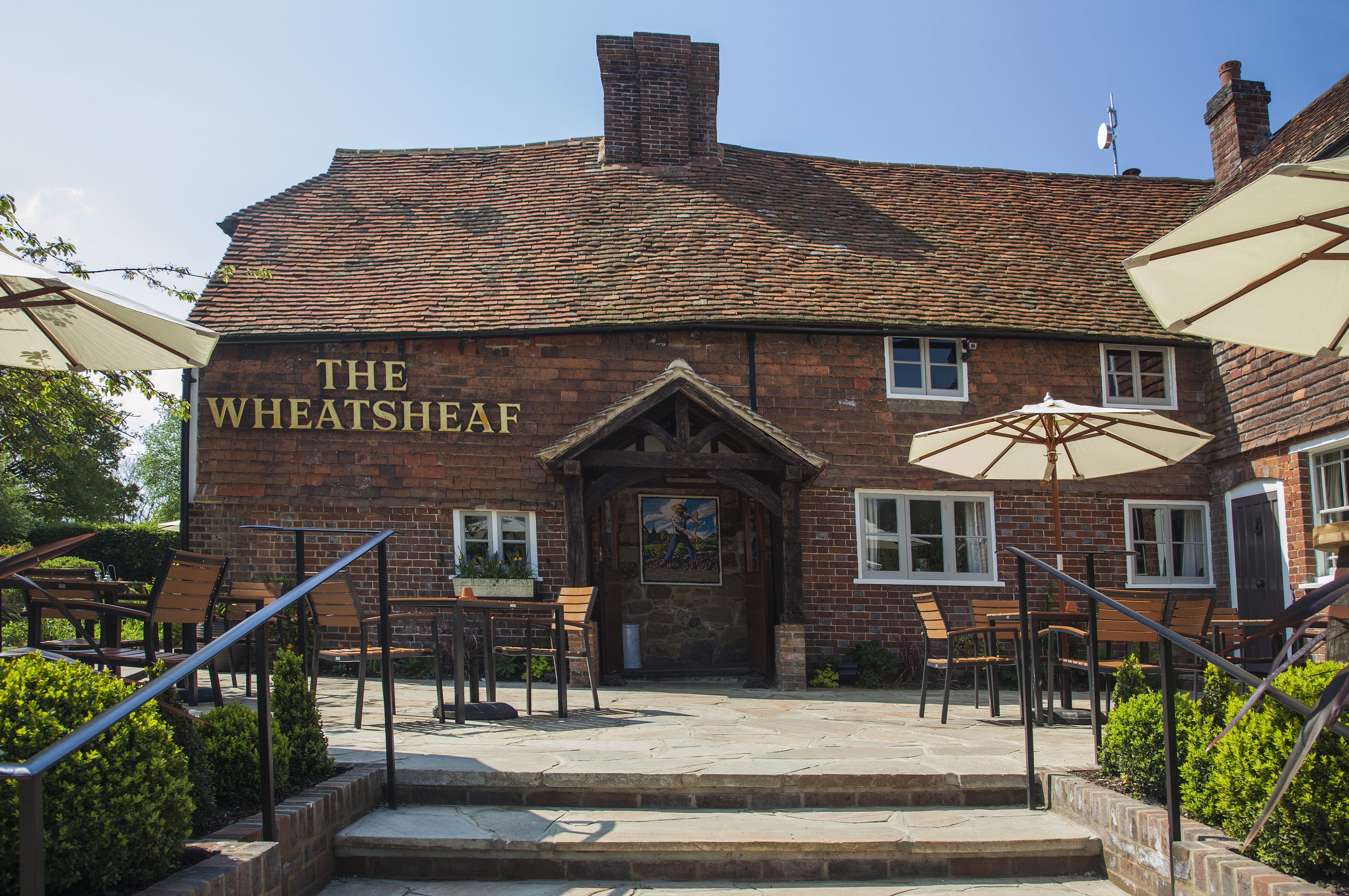 Wheatsheaf at Bough Beech - Kent