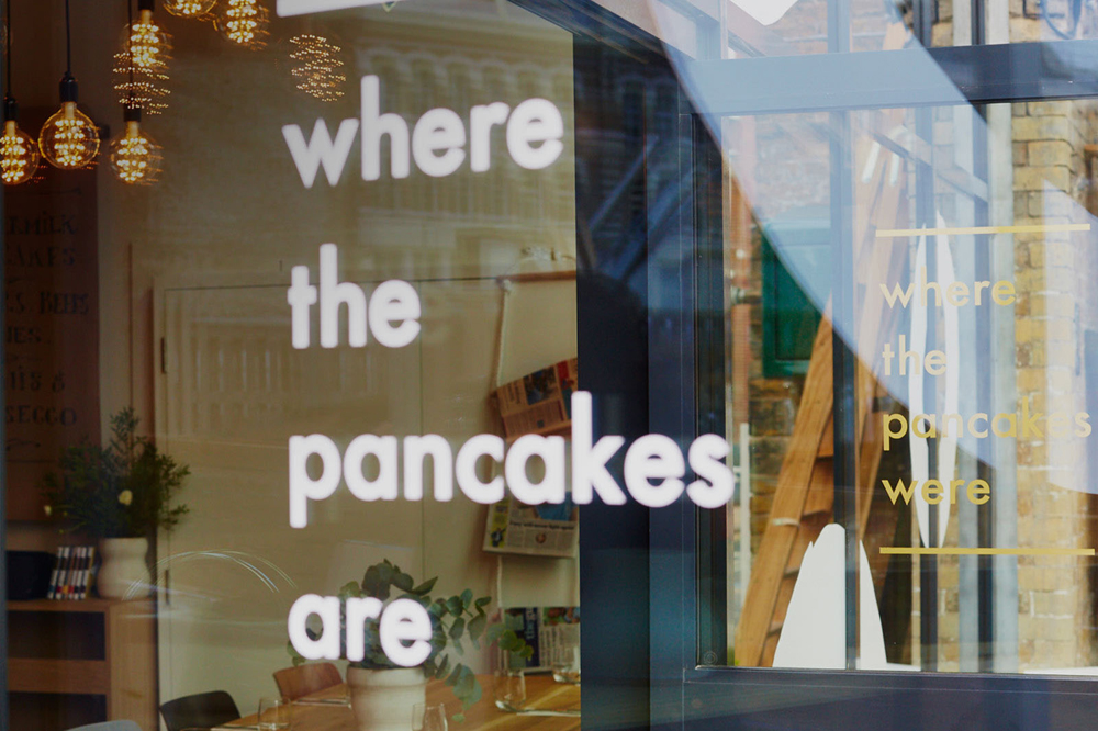 Where The Pancakes Are - London