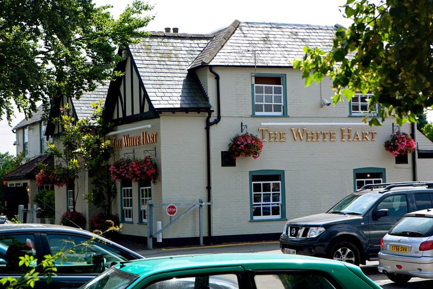 White Hart - Harlington - Yttre London