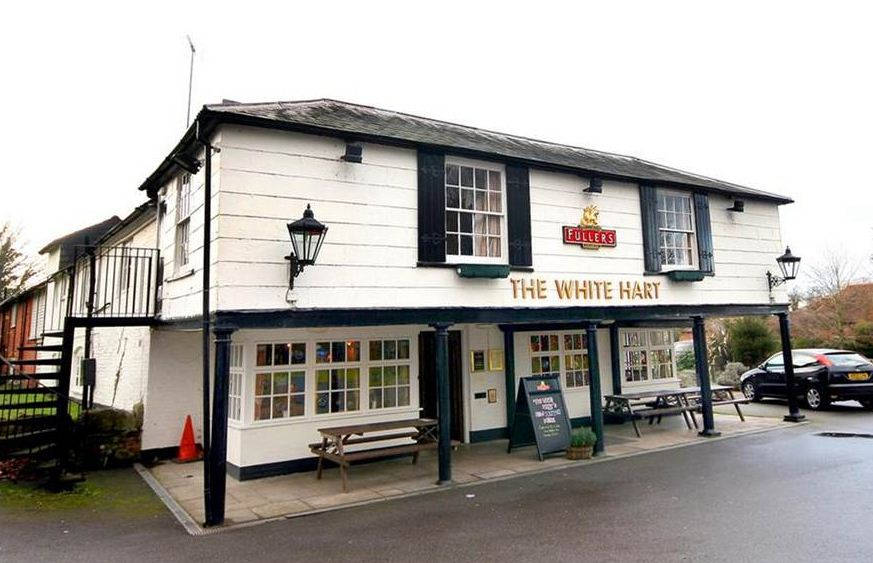 White Hart - Hampshire