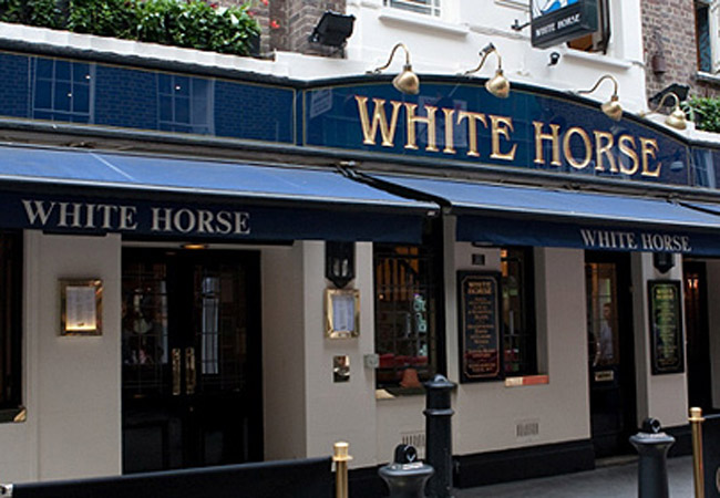 Reserve a table at White Horse