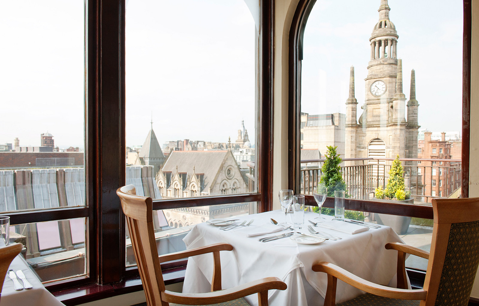 Windows Restaurant - Glasgow