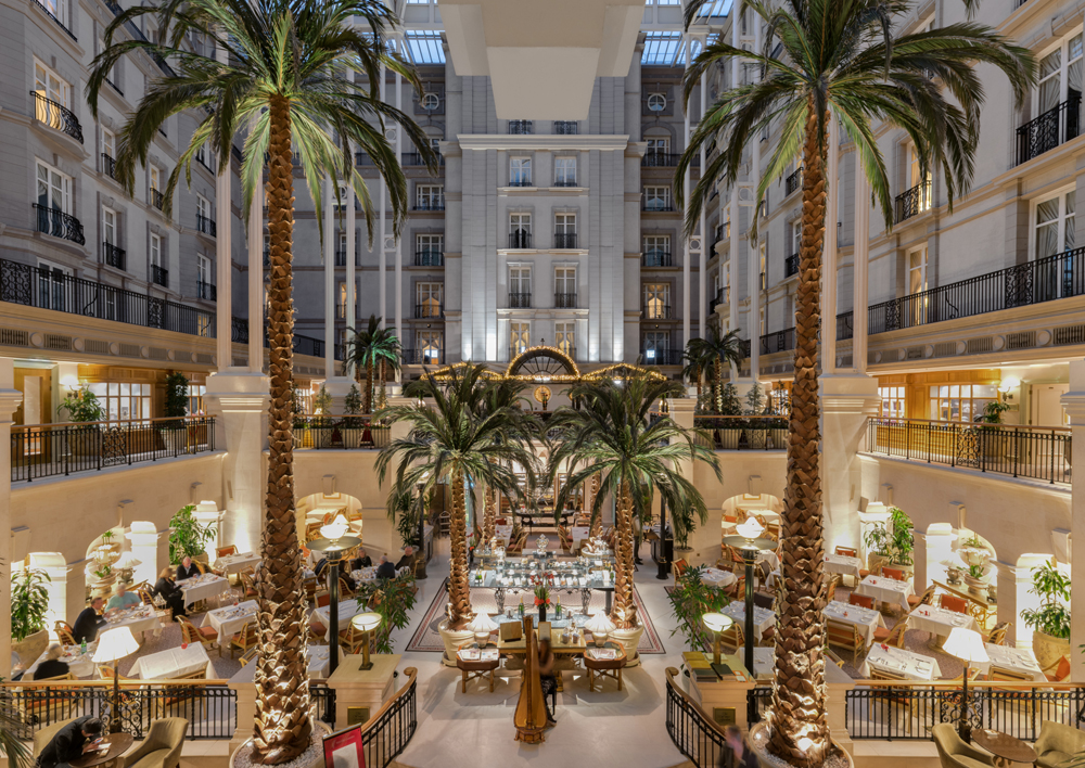 Winter Garden at The Landmark London Hotel - London