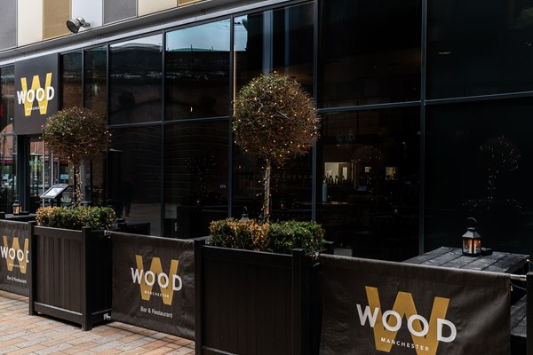 Wood Manchester by Simon Wood - Manchester