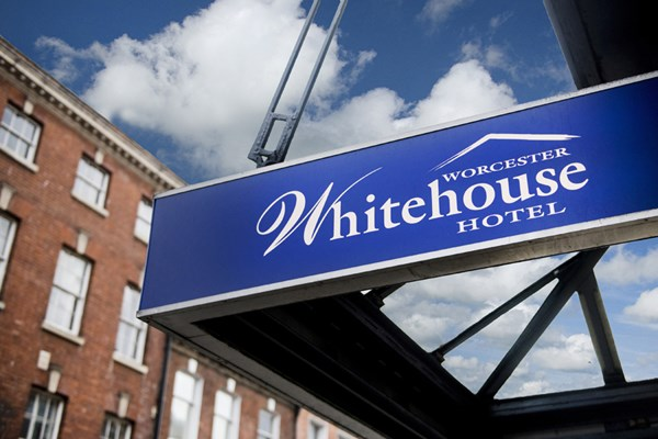 Worcester Whitehouse Hotel - Worcestershire