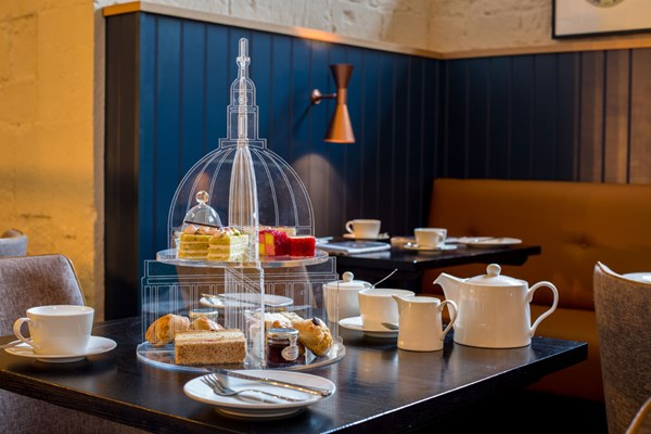 St Paul S Cathedral Tea Room