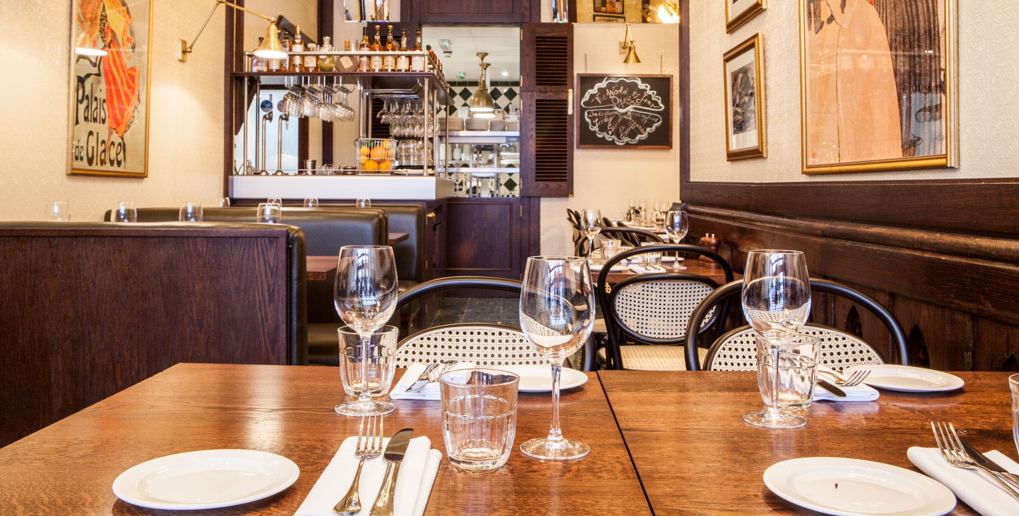 Wright Brothers - South Kensington - London