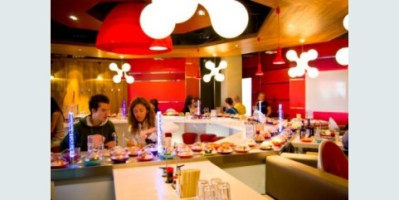 YO! Sushi - Royal Festival Hall - London